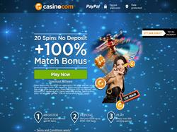 Play Casino.com Now
