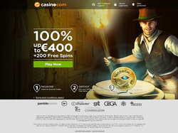 Play Casino.com Now