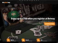 Play Betway Poker Now