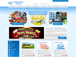 Play National-Lottery.com Casino Now