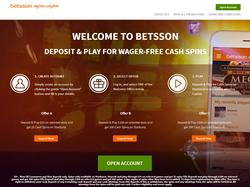 Play Betsson Casino & Live Casino Now