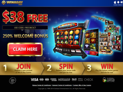 Play Winaday Casino Now