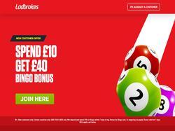 Play Ladbrokes Bingo Now