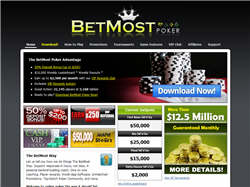 Play BetMost Poker Now