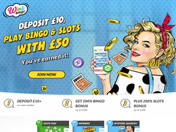 Play Wink Bingo Now