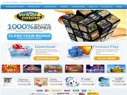 Play The Virtual Casino Now