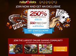 Play Ruby Slots Now