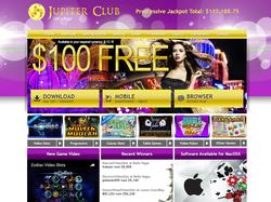 Play Jupiter Club Casino Now