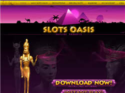 Play Slots Oasis Now