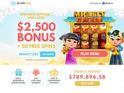 Play Silver Oak Casino Now