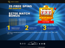 Play Rich Casino Now