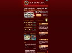 Play Vegas Regal Casino Now
