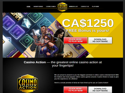 Play Casino Action Now