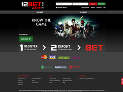 Play 12Bet Europe Now