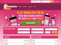 Play Piggy Bingo Now