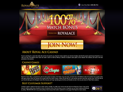 Play Royal Ace Casino Now