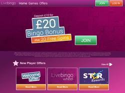 Play Livebingo Now