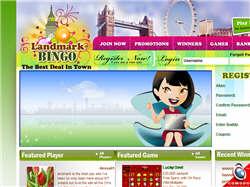Play Landmark Bingo Now