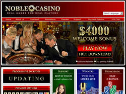 Play Noble Casino Now