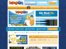 Play Bingon.com Sweden Now