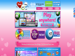 Play Love Your Bingo Now