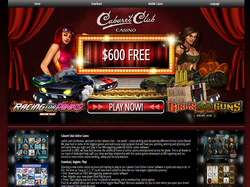 Play Cabaret Club Now