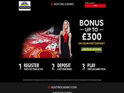 Play Genting Casino Now