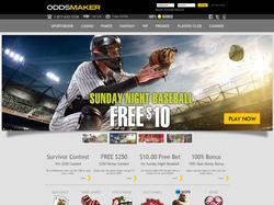 Play OddsMaker Now