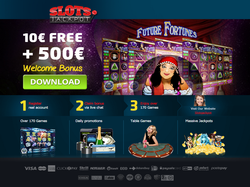 Play Slots Jackpot Now