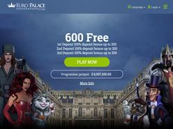Play Euro Palace Now