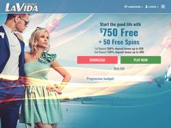Play Casino La Vida Now