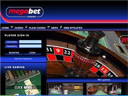 Play Megabet Casino Now