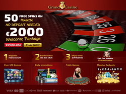 Play 21 Grand Casino Now