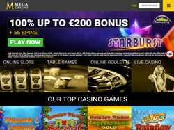 Play Mega Casino Now