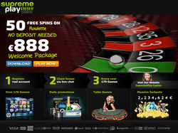 Play Supreme Play Casino Now