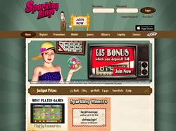 Play Sparkling Bingo Now