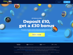 Play William Hill Games Now