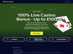 Play William Hill Live Casino Now