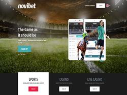 Play Novibet Now