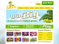 Play Bingo Cove Now