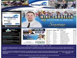 Play Saratoga Bets Now