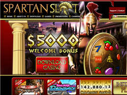 Play Spartan Slots Casino Now