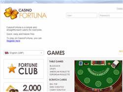 Play Casino Fortuna Now