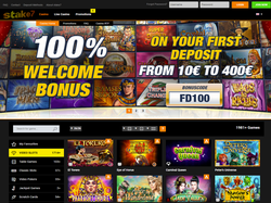 Play Stake7 Casino Now