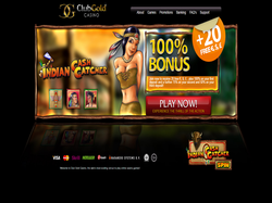 Play Club Gold Casino Now
