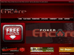 Play Poker Encore Now