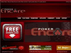 Play Poker Encore Now