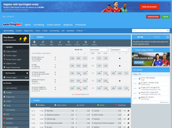 Play Sportingbet South Africa Now