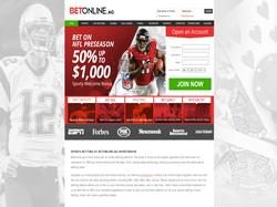 Play BetOnline Sports Now