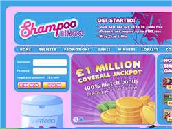 Play Shampoo Bingo Now